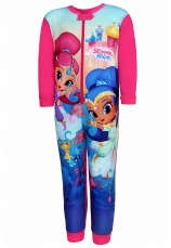 Shimmer and Shine® Salopeta pijama ciclam 8334171