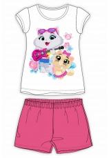 44 Cats® Pijama de vara ciclam 107372
