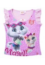 44 Cats® Tricou roz 187941