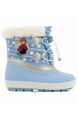 Frozen® Cizme eco imblanite bleu 102899