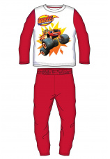 Blaze & Monster Machines® Pijama rosie 497621