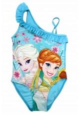 Frozen® Costum  baie intreg turcoaz 394011
