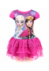 Frozen® Rochie ciclam 351682