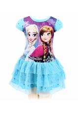 Frozen® Rochie turcoaz 351681