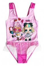 L.O.L. Surprise® Costum  baie intreg ciclam 229152