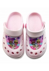 L.O.L. Surprise® Saboti tip Crocs roz 596611