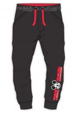 Mickey® Pantaloni flausati Negri 551212