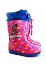 Minnie® Cizme cauciuc Ciclam 337294