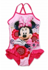 Minnie® Costum  baie intreg ciclam 194321