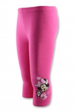 Minnie® Leggins 3/4 Ciclam 117681