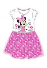 Minnie® Rochie alb roz 882801