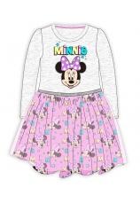 Minnie® Rochie gri roz 659601