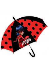 Miraculous® Umbrela automata rosie 355229