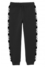 Nasa® Pantaloni flausati negri 549881