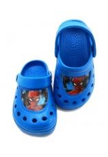 Spider-Man® Saboti tip Crocs albastri 597911