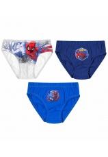 Spider-Man® Set 3 Chiloti Multicolori 312609