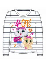 44 Cats® Bluza alba 872322