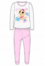 44 Cats® Pijama fete gri roz 860991