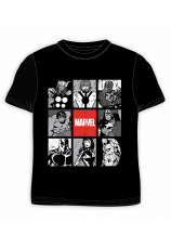 Avengers® Tricou Negru 895178