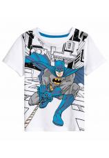 Batman® Tricou Alb 895574