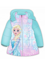 Frozen® Jacheta matlasata turcoaz 641162