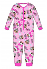 L.O.L. Surprise® Salopeta pijama roz 814605