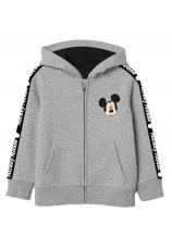 Mickey® Hanorac gri cu gluga 809069