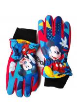 Mickey® Manusi schi Albastre 311923