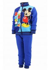 Mickey® Trening flausat albastru 120982