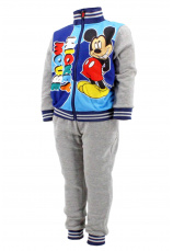 Mickey® Trening flausat gri 120981