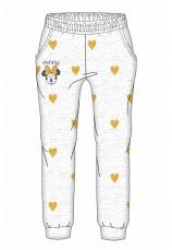 Minnie® Pantaloni flausati Gri 550461