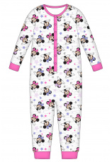 Minnie® Salopeta pijama gri 352204
