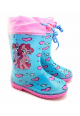 My Little Pony® Cizme cauciuc albastre 171978
