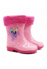 My Little Pony® Cizme cauciuc imblanite 860753