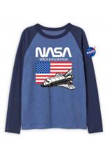 Nasa® Bluza albastra 870341