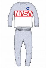Nasa® Pijama baieti gri 527792