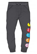 Pac-Man® Pantaloni Trening flausati Gri 550082