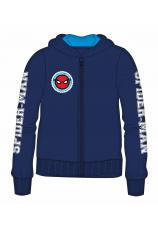 Spider-Man® Hanorac bleumarin cu gluga 809120