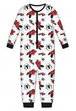 Spider-Man® Salopeta pijama gri 351160