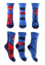 Spider-Man® Sosete normale Albastru-Rosu 881011