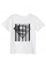Superman® Tricou Alb 896182