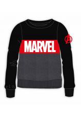 Avengers® Bluza flausata neagra 903206