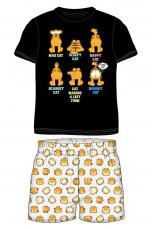 Garfield® Pijama vara neagra 892987