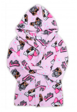 L.O.L. Surprise® halat roz cu gluga 819020