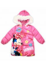 Minnie® Jacheta vatuita roz 209228