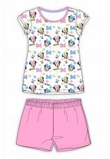 Minnie® Pijama de vara Roz 183629