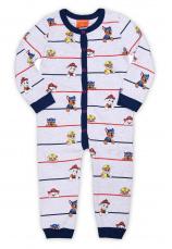 Paw Patrol® Salopeta pijama gri 353324