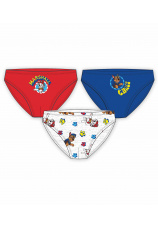 Paw Patrol® Set 3 Chiloti Multicolori 874777