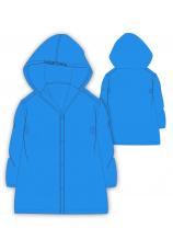 Pelerina ploaie albastra 123298