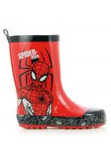 Spider-Man® Cizme cauciuc Rosii 108750